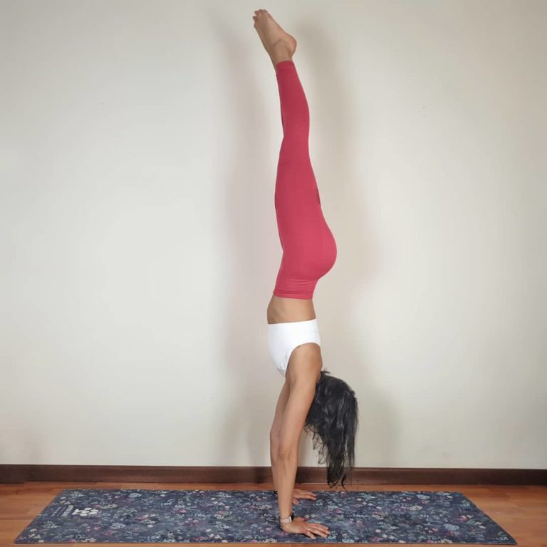 Yogi Bare® Teddy Yoga Mat. Floral. Travel. Sweat